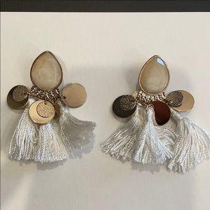H&M Boho Tassel Earrings